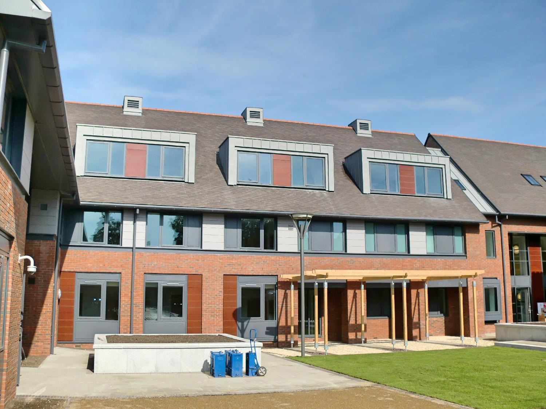 Shrewsbury School Sixth Form Block