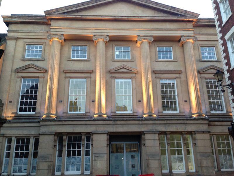 rmw electrical music hall Shrewsbury